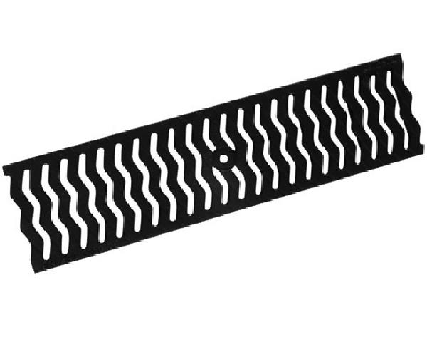 afvoergoot rooster zwart