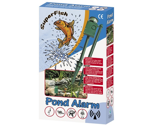 SF POND ALARM