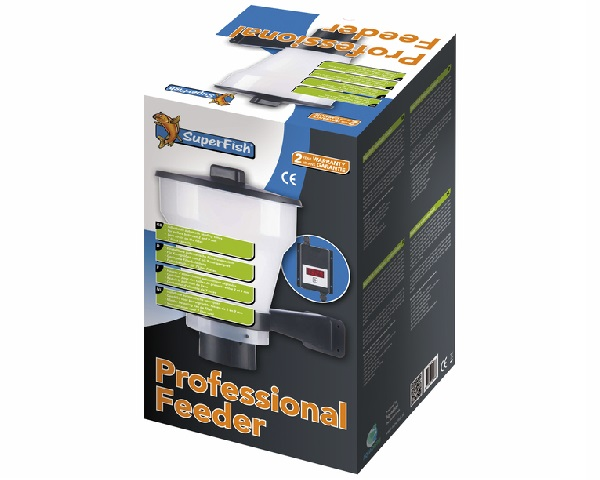 SF PROFESSIONAL FISH FEEDER