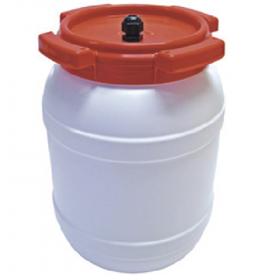 6 liter container