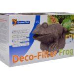 pond deco filter frog