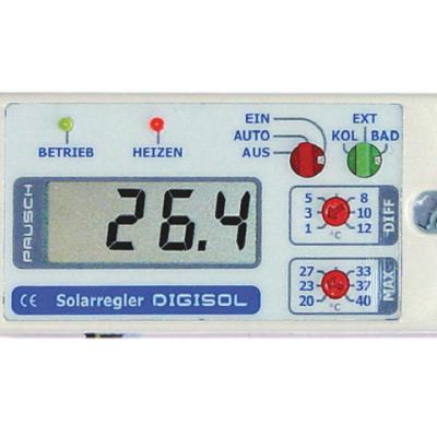 Thermostaatregelaar Digisol