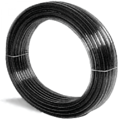 Kristal zwart slang