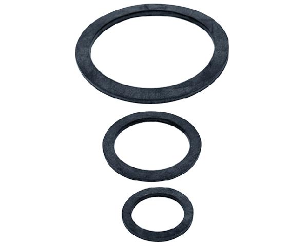 Rubber ring slangpilaar