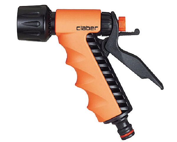 Claber spuitpistool regelbaar