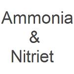 Ammonia & Nitriet