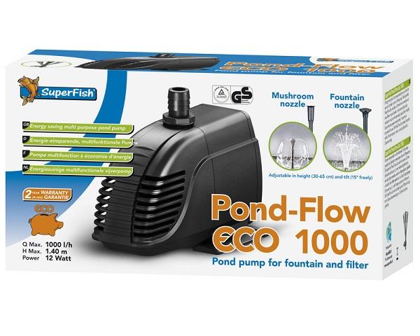 SF PondFlow Eco 1000
