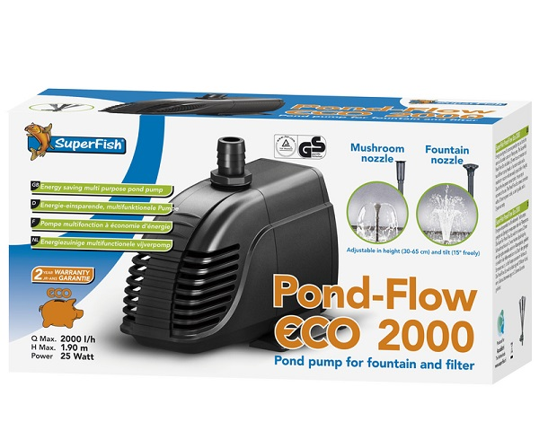 SF PondFlow Eco 2000