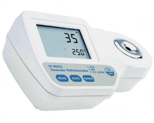 Digitale refractometer