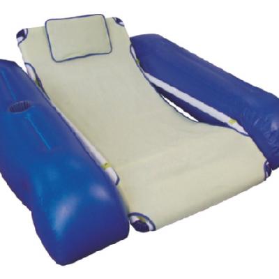 Drijvende ligstoel