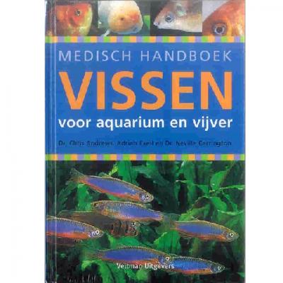 Medisch handboek vissen