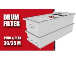 aquaking red label plug play 30 35 M