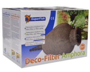 pond deco filter amphora